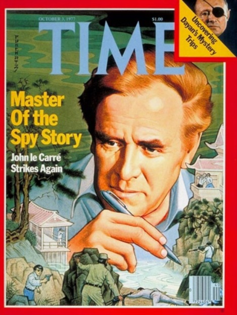 Image result for photo of john le carre